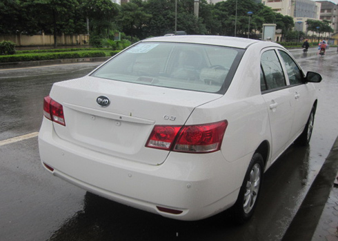 byd g3 for sell lao laos car